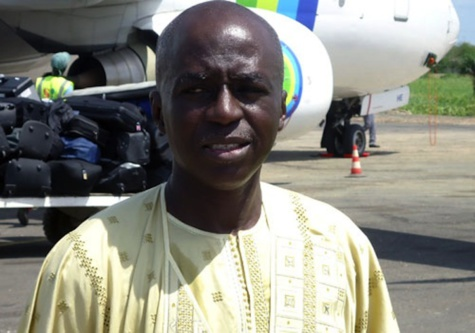 Ouverture de l'AIBD : Papa Maël Diop travaille à la réussite du projet