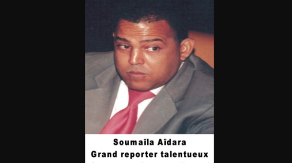 "Nécrologie : AIDARA Soumaila de ""Confidentiel Afrique"" a perdu sa maman"