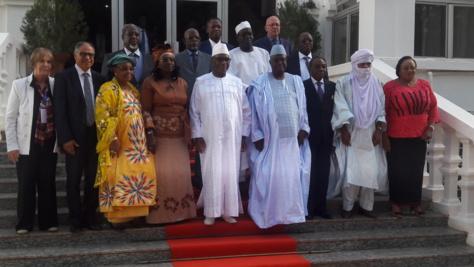 AG de l'Ucesa au Mali, le Sénégal honoré : Madame Aminata Tall élue Présidente d'honneur
