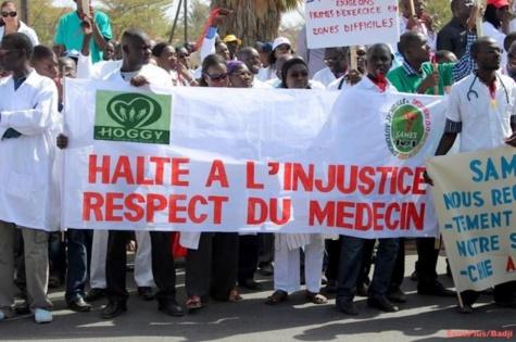 Une nouvelle alliance syndicale dans la Santé: Mballo Dia Thiam et Cie lancent 'And Guesseum'