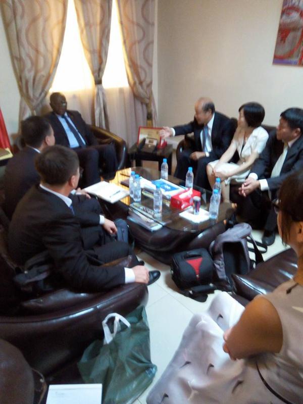 Entretien et réfection des stades : Le Sénégal et la Chine boostent leur coopération