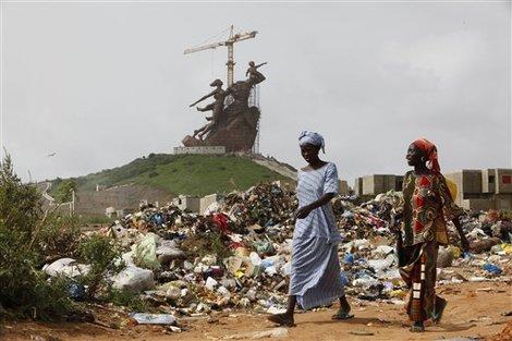 Pourquoi les religieux ont attendu tout ce temps pour décrier le monument ?