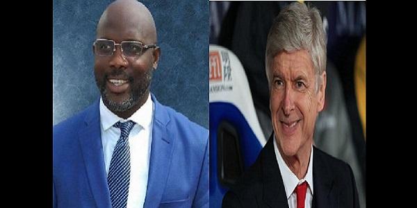 Weah accentue son avance, un second tour probable — Liberia