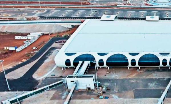 Sénégal : l'aéroport international Blaise-Diagne enfin paré au décollage?