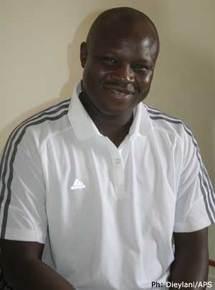 Amara Traoré nouvel entraîneur des Lions
