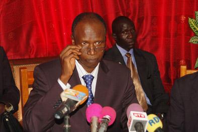 Kalidou Diallo évoque le grand apport des instituteurs
