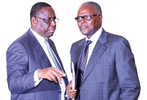 Macky Sall chez Ousmane Tanor Dieng  : «Il faut  que les gens comprennent que c'est difficile de satisfaire tout le monde »