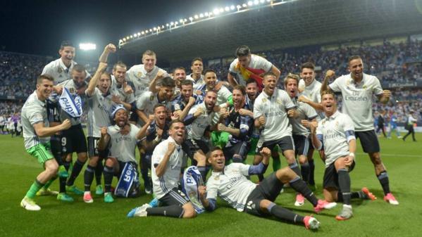 Le Real de Zidane, invaincu en Ligue des Champions dans son assiette au Santiago Bernabéu