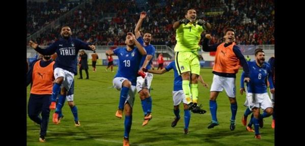 Voici les 4 matches de barrages européens pour la Coupe du Monde 2018