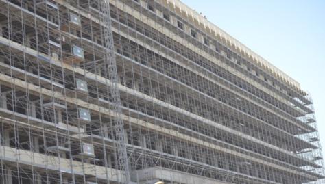 Building administratif : Encore 675 millions supplémentaires pour sa réhabilitation