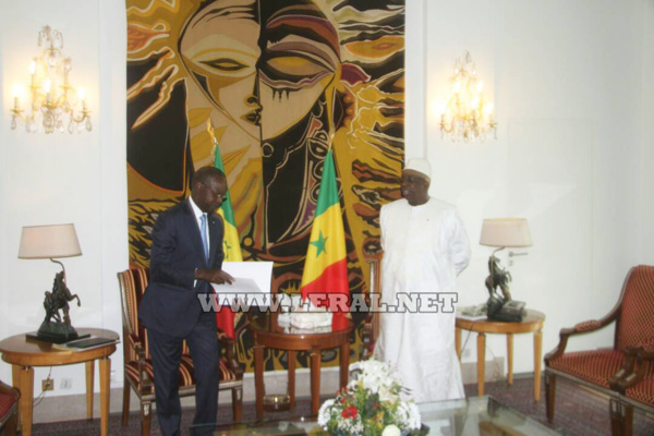 Boun Abdallah Dionne sur l'affaire Aïcha Diallo