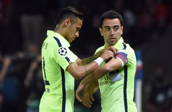Barça: Neymar a annoncé son départ au mariage de Messi confirme Xavi