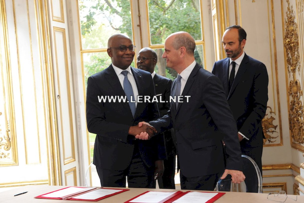 22 photos : les images du séminaire intergouvernemental France Sénégal à Matignon