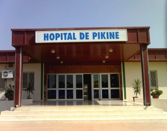 Affaire Aïcha Diallo: Les députés de l'Apr de la banlieue à l'hôpital de Pikine