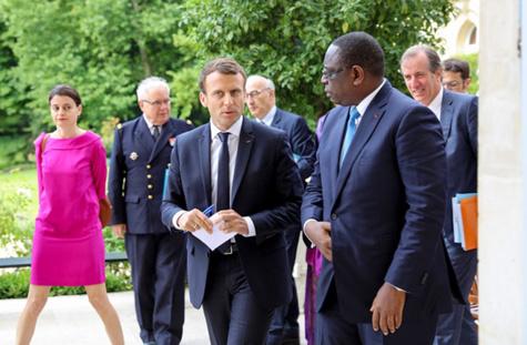 Macron annule son voyage à Dakar en novembre au Forum pour la Paix et la Sécurité