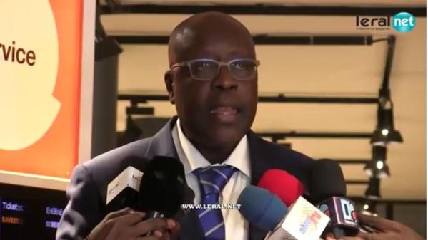 Amadou Lamine Dieng, DG de l'Anpej