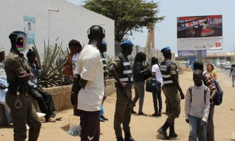"""Prévention contre le terrorisme : Le Sénégal se """"bunkérise"""""""