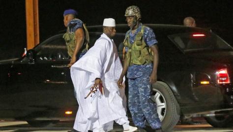 Gambie: les victimes du régime Jammeh veulent le voir un jour traduit en justice