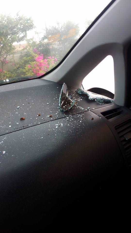 ATTENTION aux agresseurs sur l'autoroute à péage avec des pierres : EIFFAGE et l'Etat interpellés