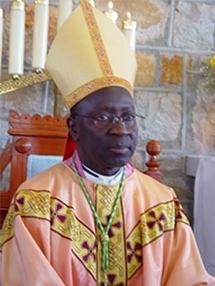 Le cardinal en phase avec André Latyr Ndiaye