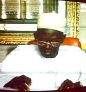 Premier Anniversaire du décès du Général Lansana Conté: