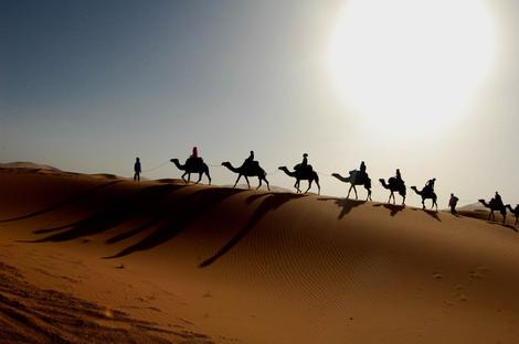 La Caravane de solidarité Maroc-Sénégal en rencontres conviviales à Dakar