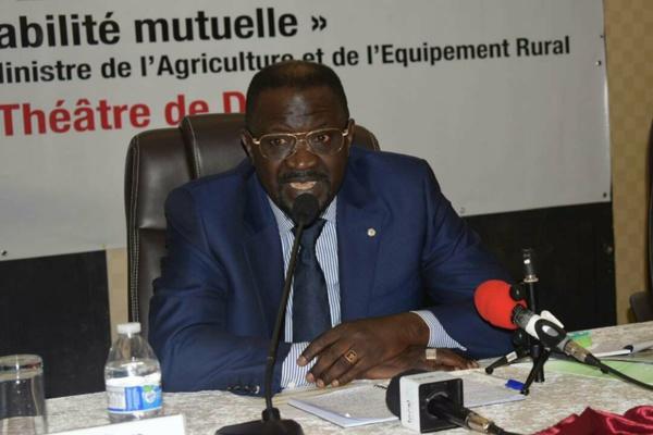 L'agriculture sénégalaise est en train de progresser, selon le ministre de l'agriculture Pepe Abdoulaye Seck