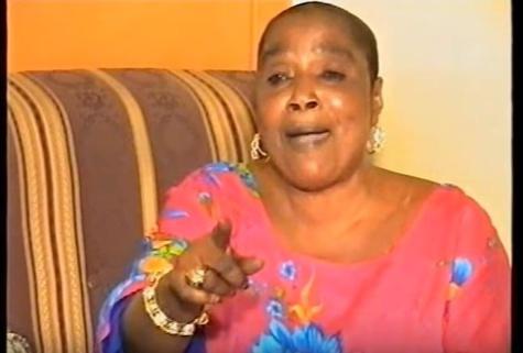 Nécrologie: Décès de la chanteuse Fatou Talla Ndiaye