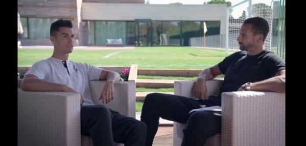 Cristiano Ronaldo dévoile enfin pourquoi il a quitté Manchester United pour le Real Madrid (vidéo)