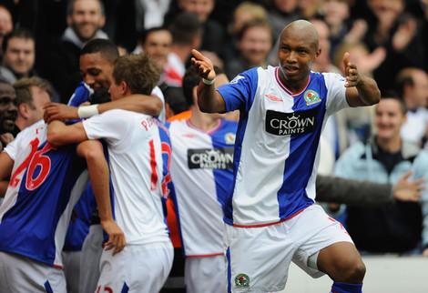 Blackburn : Allardyce traite  El hadji Diouf d'idiot