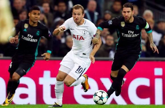 LDC 4e journée: Tottenham met le Real dans les cordes