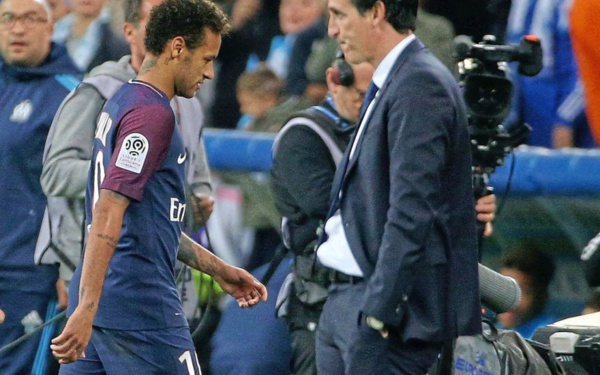 PSG : Neymar-Emery, les dessous d'un malaise