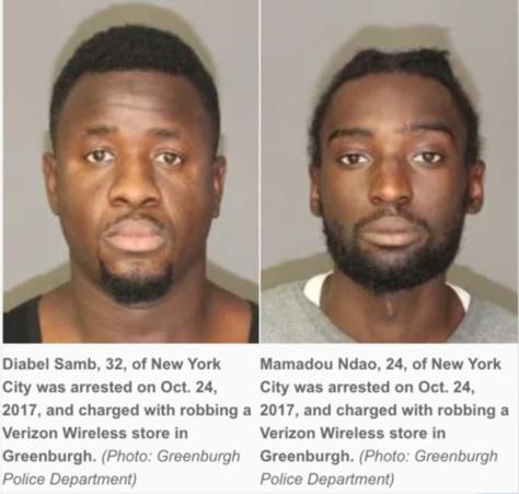 Inculpés par un procureur fédéral: Diabel Samb et Mamadou Ndao encourent la perpétuité