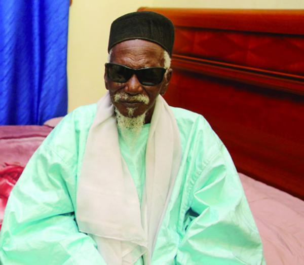 Touba : Le Khalife général des Mourides appelle les populations à réserver un accueil mémorable au Président Macky Sall
