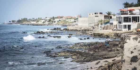 Sénégal : sur la corniche de Dakar, c'est le far-west