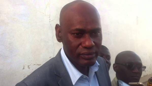 Youssou Touré, Coord. national du Réseau des enseignants de l'APR