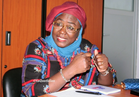Assemblée nationale : Adji Mergane Kanouté tacle sévèrement les députés de l'opposition