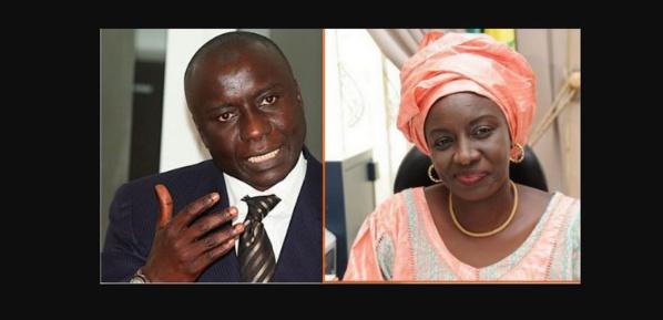 """Mimi Touré : """" Idrissa Seck n'a pas de leçons à donner en matière de manipulation de fonds publics"""""""