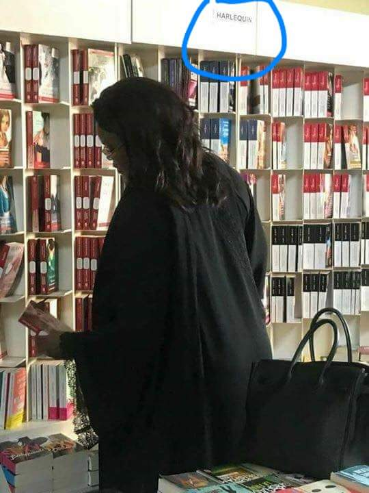 Arrêt sur image: La Première Dame au rayon des livres