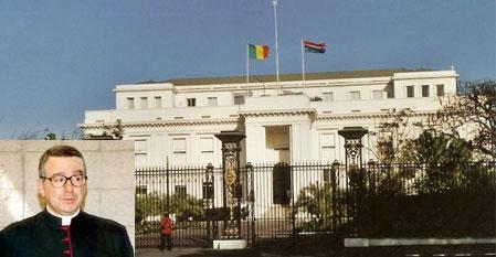 ''Il n'y a jamais eu de nuages entre le Sénégal et le Vatican'', assure le nonce apostolique