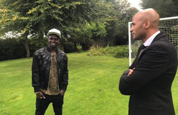 """Diomansy Kamara : """"Sadio Mané tient beaucoup à l'équipe nationale"""""""