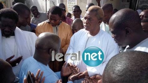 Magal Touba  2017: Idrissa Seck et sa délégation reçus par... (images)