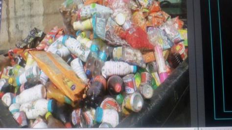 Touba: plus de 4 tonnes de produits impropres saisis
