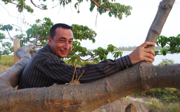 Éric Philibert, tête de proue de l'hôtel Lamantin Beach Resort & SPA