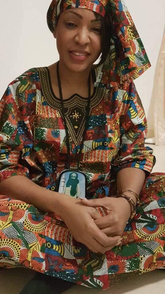 (06 Photos): Viviane Chidid en mode « Yaye Fall » au Magal de Touba…