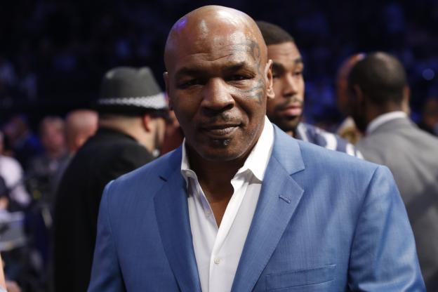 Mike Tyson refoulé du Chili