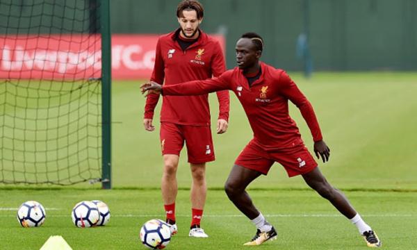 Sadio Mané est rentré à Liverpool
