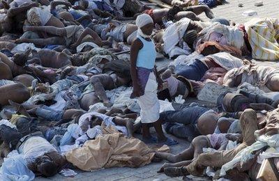 Secours à Haïti : Et l'Afrique dans tout ça ?