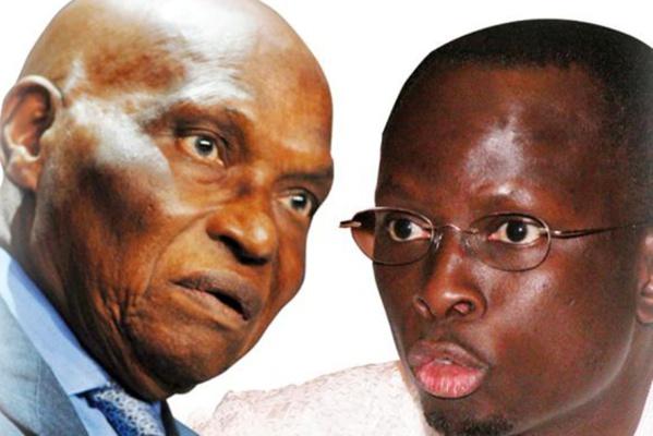 Mamadou Diagne Fada rend visite à Me Abdoulaye Wade