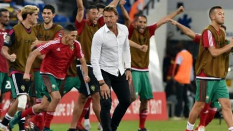 Prime de qualification du Maroc au Mondial Russie 2018: 60 millions CFA à chaque joueur, le salaire de Renard revu à la hausse